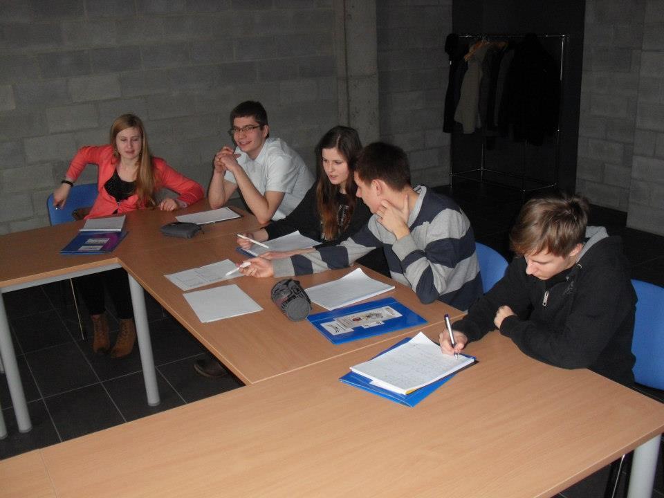 Szkolenie w projekcie Ekonomia w Działaniu
