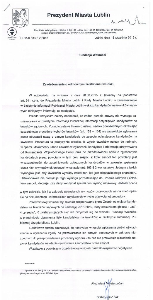 Lawnicy_odmowa